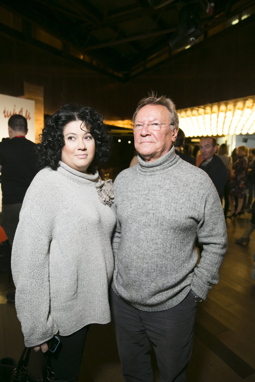 Шакуров сергей и его жена дети фото