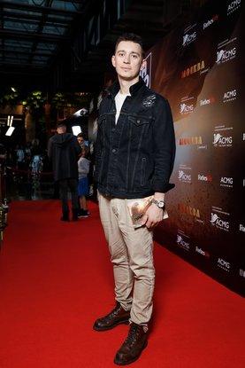 Photo han solo moscow premiere andrey zolotov 2